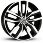Roda Golf Highline 2015 Aro 17 5x112 Bd - Golf/ Audi/ Jetta
