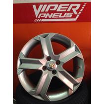 Jogo Roda Aro 17 Gm Chevrolet Montana Sport - Prata - 4x100