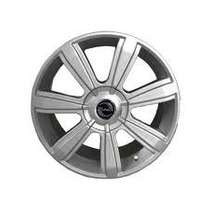 Roda 17 Bentley 4x100x108 Prata 2 Modelos Vw-gm-fiat-citroen