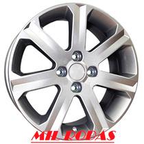 Roda Aro 17 Gm Vectra Elite - Pintada Prata - 4x100