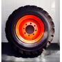 Estepe (roda + Pneu) Reformado 10x16.5 Bobcat S175 S/ Câmera