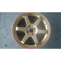 Roda Aro 17 Bronze Envy Importada Tala 7.5 Et38 Dourada