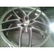 Roda Aro 17 Wsw Alumini Metálica 5x100 Krmai