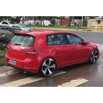 Roda Golf Gti Europeu 2016 Aro 18 Gol Voyage Saveiro Fox