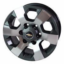 Jogo Roda 18 / Kr R31 / Aro 18 / 6x139 / Gm Chevrolet S10 Lt