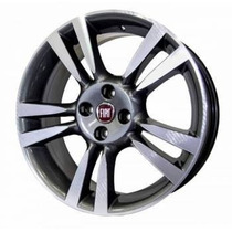 Jogo Roda 18 / Kr R61 / Aro 18 / 4x98 / Novo Fiat Punto T-j