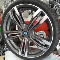 Rodas Bmw M6 + Pneus 215/35/18 Novos Hb20 Onix Gol Sandero