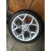 Rodas Bmw X1 2014 Original Com Pneus Runflat