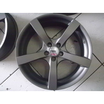 Roda Esport Aro 18 5x100 Golf Fox Polo A3 Corolla Pt Cruiser
