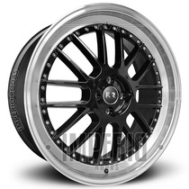 Roda Krmai K50 Aro 18 - Preto Diamantado