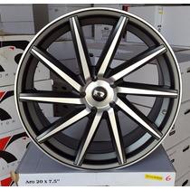 Jogo De Rodas Vossen Aro 20 5x114,3 Honda Civic Hyundai I30