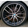 Rodas Bmw 335 Biturbo 20 + Pneus 225/35/20 Golf Civic Stilo