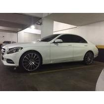 Roda Mercedes Sl500 C63 Amg Aro20 5x105 Ou 5x108 Cruze Focus