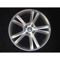 Roda 20 Golf Europeo Prata 4x100 Semi Nova Fox-crossfox-polo