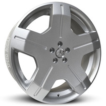 Roda Mercedes Aro 20 Prata