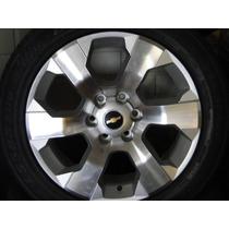 Jogo De Roda 20 6x139 Replica S10 Blazer 2014 S/pneus
