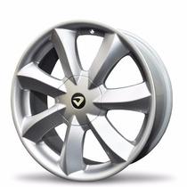 Rodas Infinity Aro 20 C/pneus Golf Audi Civic Focus Cruze Up