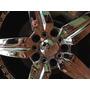Rodas Foose Aro 20 Multi-furo Com 4 Pneus Novos!