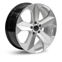 Rodas Presenza Pj18 20 X 8 5x120 Hyper Silver 12x S/ Juros