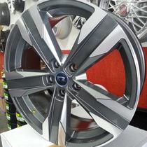 Roda Camaro Zl1 Aro 20 Grafite Fosco Diamantado