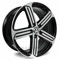 Rodas Aro 19x8 5x112 Golf Mk7 Para Jetta Audi Fusion Civic