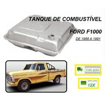 Tanque Combustivel Ford F1000 88 Litros Até 1991 82tu9002g