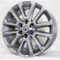 Roda Aro 22 Toyota Hilux Nova 6x139,7 Frete Grátis P/ Sp