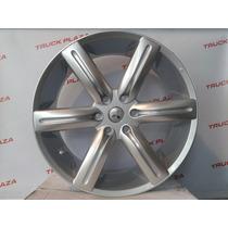 04 Rodas Pajero Triton / Full Aro 22 X 9,5 6x139 Et50 Novas