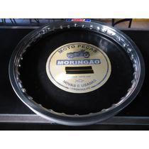Aro Roda Dianteiro Aluminio Polido Titan
