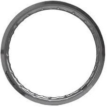 Aro Aluminio Viper Motard 2.50-18 + 2.15-18 Polido ( Par )