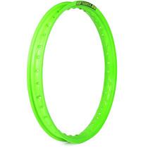 Aro De Moto Alumínio 17 X 1.40 Pop 100 2007/2015 Verde Neon