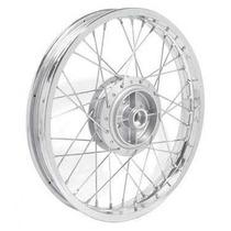 Roda Completa Dianteira Ybr 125 E Factor 125 Marca Diafrag