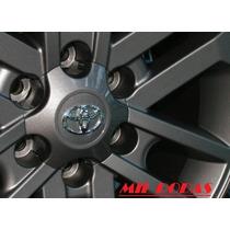 Roda Aro 22 Toyota Hilux Grafite Fosca