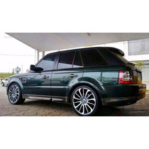 Jogo Rodas Range Rover Sport Aro 20 5x120 Discovery Land