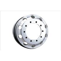Roda Aluminio 295 8,25 X 22,5 Polida S/camara 10furos Alux