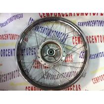 Roda Traseira Cg 150 Mix Original Nova