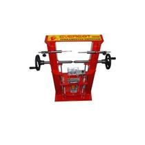 Alinhador E Desempenador De Rodas De Motos + 3 Chaves Raios