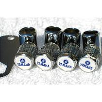 Valvulas De Ar Antifurto Azul Yamaha Rd 350 Yzf Xt R1 Virago