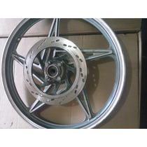 Roda Dianteira Com Disco Yes 125 [suzuki]