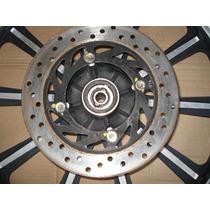 Roda Dianteira Da Dafra Kansas Ou Mirage 150 Sem Disco