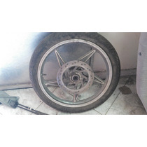 Roda Liga Suzuki Yes 125 Com Disco