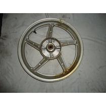 Roda Traseira Twister Prata Usado