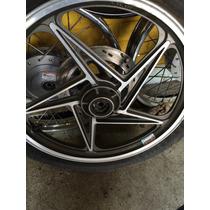 Roda Dianteira Suzuki Yes Original