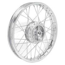 Roda Traseira Completa Honda Cg Titan Fan 150 04-10 Diafrag