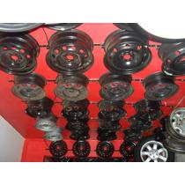 Roda Omega Cd 5 Furo Original Aro 15 Valor 80,00