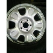 Roda Aro 16 Ferro Estepe Duster - New Civic - 5x114.3