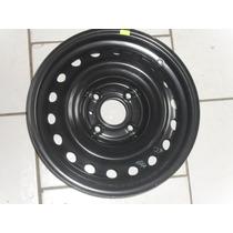 Roda Nissan Tiida Aro 14 E 15 De Ferro Valor 130
