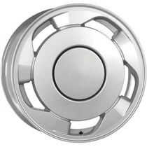 Roda Orbital Gomão Aro 14 Prata