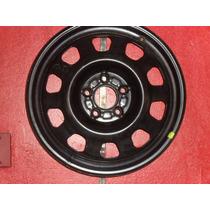 Roda Chrysler Aro 17 Furaçao 5x115 De Ferro 250,00
