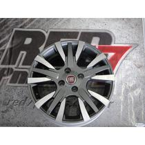 Jogo De Rodas 15 Fiat Palio 4x98 Replica